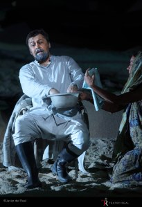 Dimitry Ivashchenko © Javier del Real / Teatro Real
