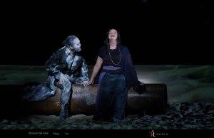 Samuel Youn, Ricarda Merbeth © Javier del Real / Teatro Real