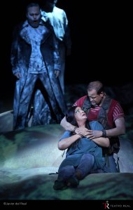 Samuel Youn, Ricarda Merbeth, Benjamin Bruns © Javier del Real / Teatro Real