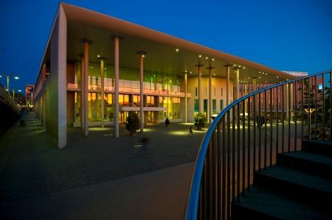 The Konzerthaus Freiburg. Photo: © FWTM
